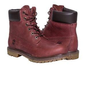 Timberland 6 Inch Premium Womens Boot (SIZE 10)